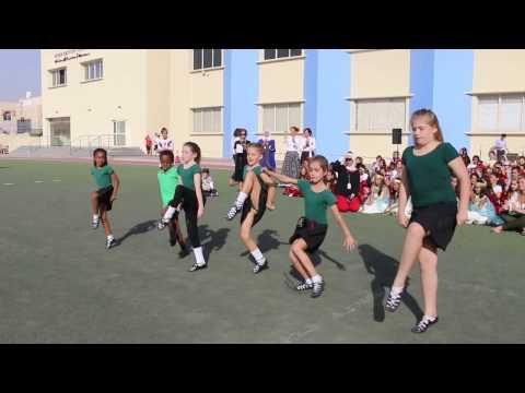 DBS International Day: Irish Dance