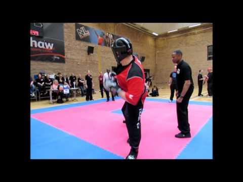 WKU Scotland Wishaw Open - Grand Champion - Luke Thorpe(TKS) vs David Sibley (Cold Fury)