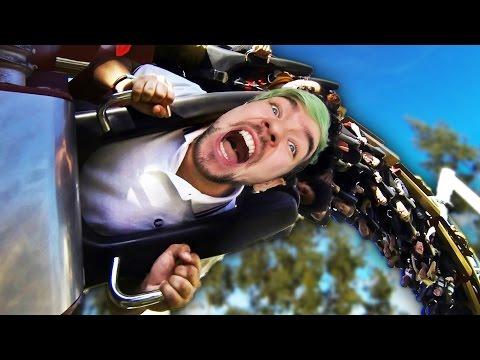 HUGE ROLLER COASTER | Planet Coaster #6