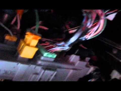Acura Tl 3 2 Types Resetting Airbag Srs Light Part1 Youtube