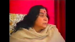 1985-0420 Improvement of Mooladhara, seminar, Birmingham, UK, subtitles