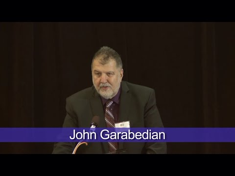 John Garabedian Massachusetts Broadcasters Hall of Fame Induction (Full Speech)