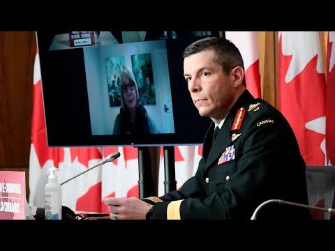 Maj.-Gen. Dany Fortin no longer leading vaccine campaign pending military investigation | COVID-19