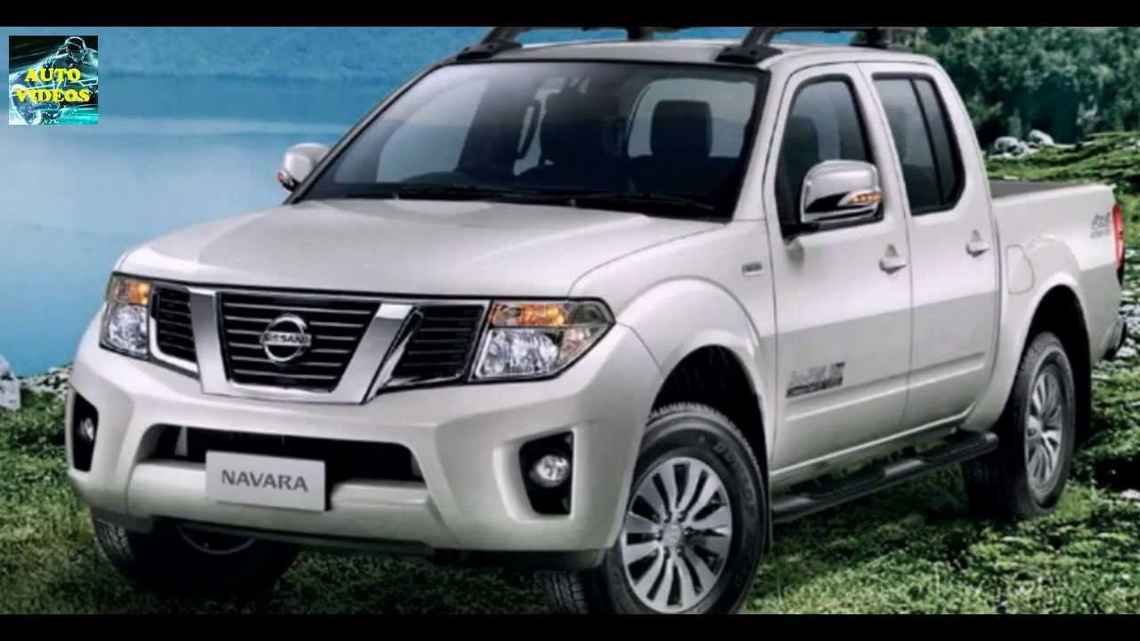 pickup nissan navara 2014 youtube. Black Bedroom Furniture Sets. Home Design Ideas