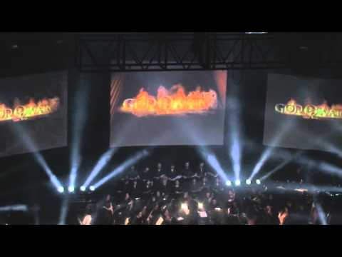 Video Games Live -Santiago Chile 2012- Part 1 de 3