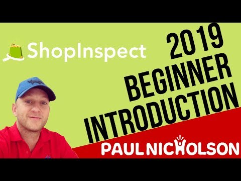 ShopInspect 2019 Introduction Beginner Tutorial Find Shopify Products To Sell thumbnail