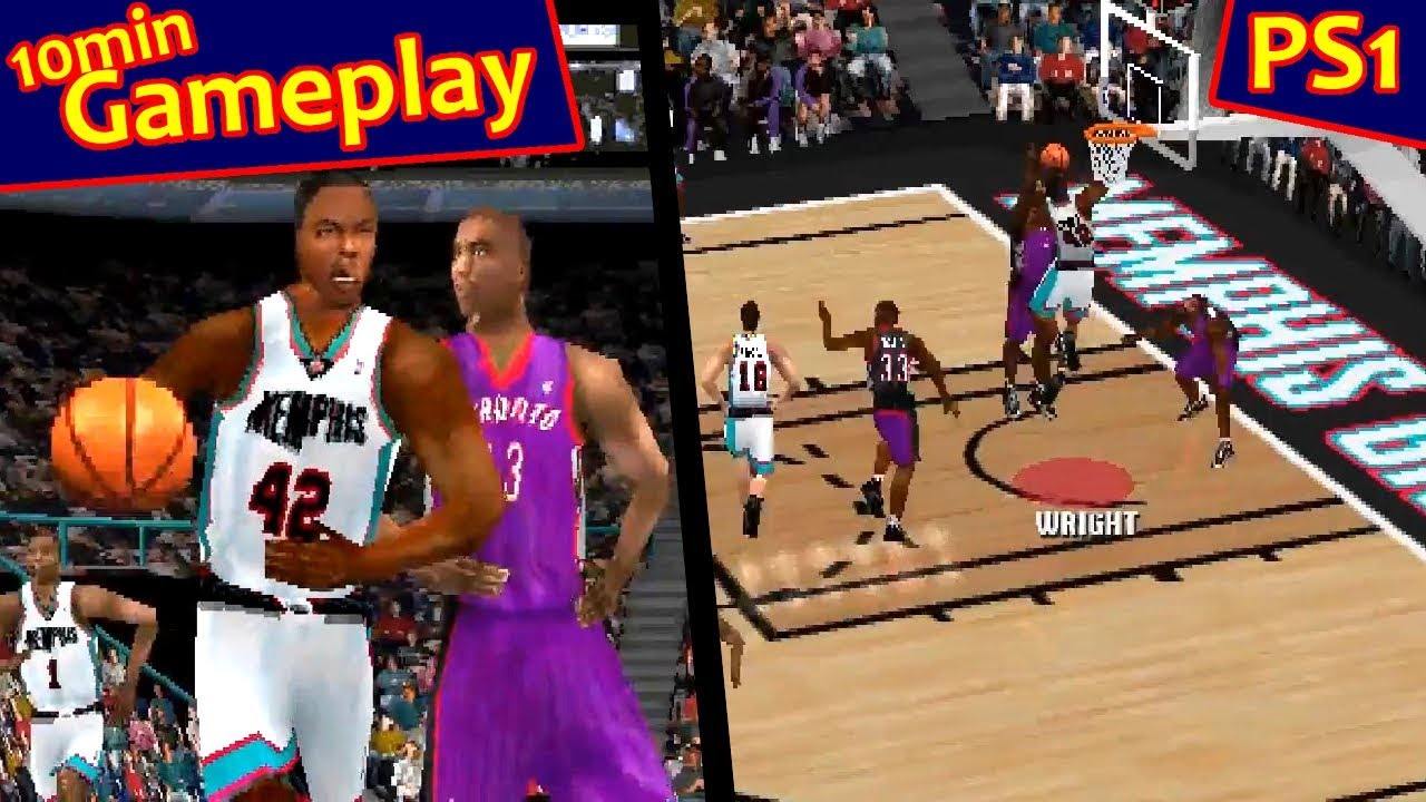 Image result for NBA Live ps1