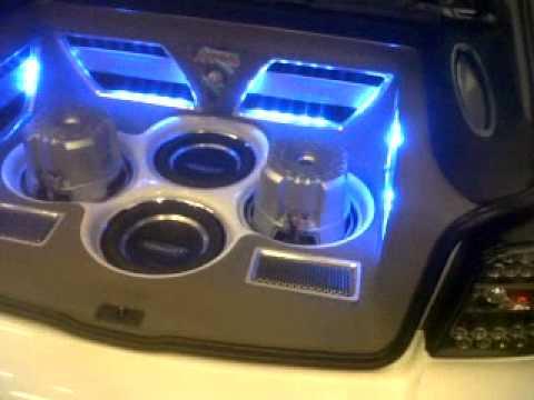 Demostracion Tuning Car Audio Vw Golf Youtube