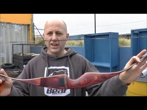 Bear Grizzly Recurve Bow 2016 Review
