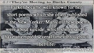 Dorothy Parker.wmv