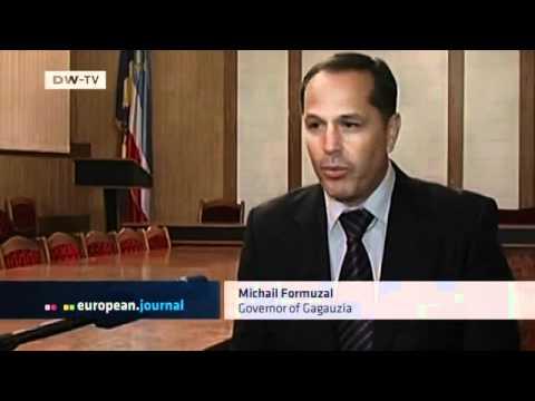 Gagauzia on DW -TV