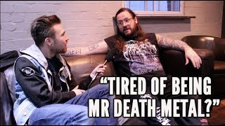 "Trevor Strnad (The Black Dahlia Murder) Talks being ""Mr Death Metal"""