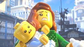 LEGO Ninjago Movie Videogame Chapter 1 - Good Morning Ninjago! Ninjago City Approach