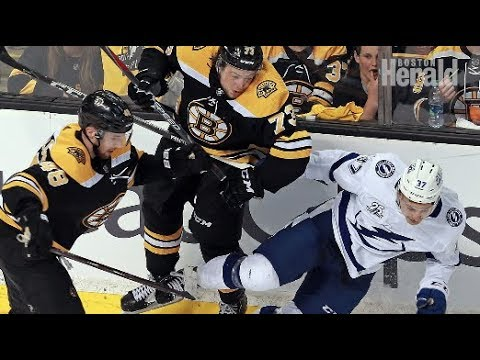 Boston Bruins lose ugly game 3 of NHL playoffs to Tampa Bay