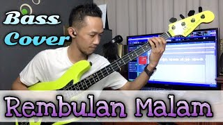 Gambar cover Rembulan Malam - Bass Cover