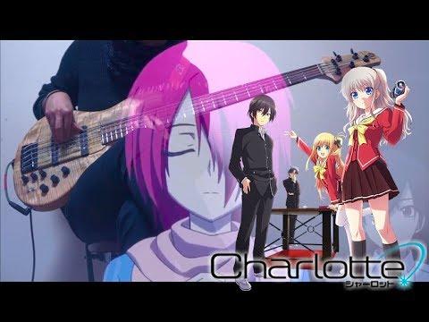 アニメ【Charlotte第8話挿入曲】「Fallin'/ZHIEND」bass Cover【劣等生B】