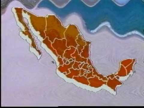 México: ubicación geográfica