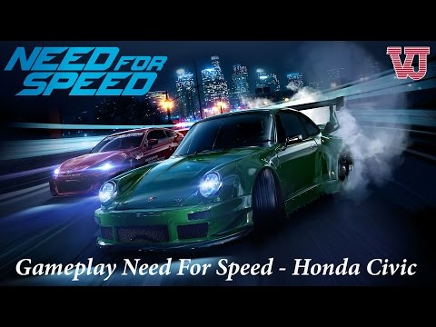 Need For Speed - Gameplay PS4