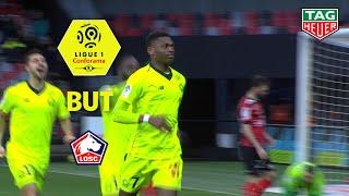 But Rafael LEAO (47') / EA Guingamp - LOSC (0-2)  (EAG-LOSC)/ 2018-19
