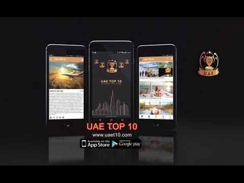 UAE Top 10 Mobile App