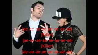 Killer Baby K feat Tiziano Ferro (con testo)
