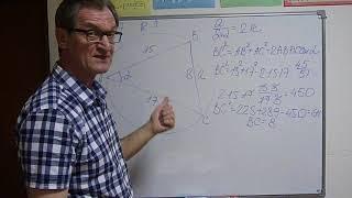 Теорема синусов и косинусов для треугольника