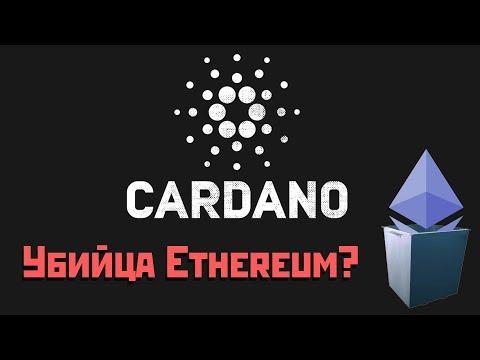 Криптовалюта Cardano (ADA) | Обзор, прогноз и перспективы