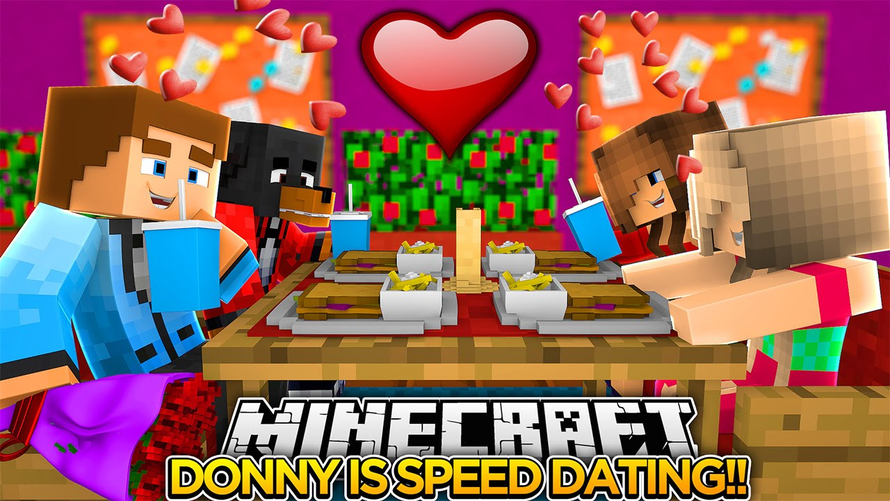 Minecraft dating server pc - Dating site satellite seriously