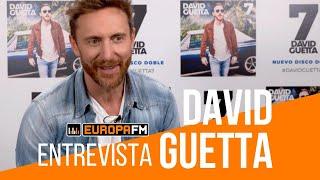 David Guetta nos presenta su nuevo álbum '7' en Madrid
