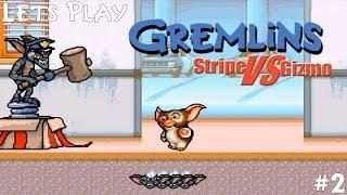 Lets Play Gremlins - Stripe vs Gizmo #2: Polizeirevier, Kino und ein Zeitparadoxon [DEUTSCH / HD] thumbnail