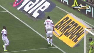 Querétaro-Santos, Final inédita