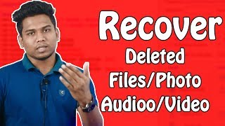 How to Recover Deleted Files/Photo/Audio/Video EaseUS Data Recovery Wizard