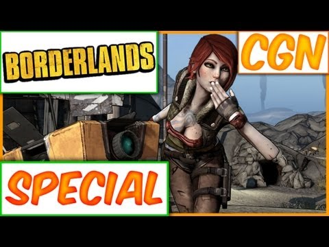 CGN Special - The Ultimate Borderlands Race w/ The Creatures