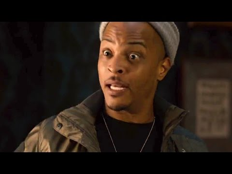 TI is a professional in ANTMAN Movie Clip