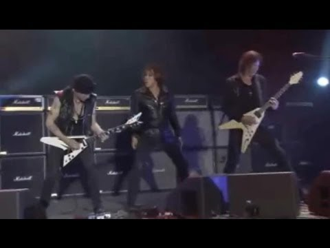 "Europe ft Michael Schenker - Lights Out (Live At Sweden Rock ""30th Anniversary Show"")"