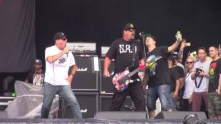 Pennywise Live @ Montebello Rockfest 2017 Complete show