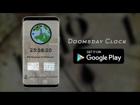 Doomsday Clock Apps On Google Play