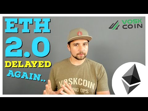 Ethereum 2.0 IS DELAYED | UNLIKELY 2020 LAUNCH | Ethereum Staking Rewards | ERC-20 Tokens Vs ERC-721