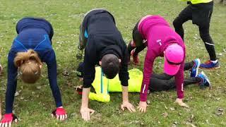 Spartan Race Training Group Dunaújváros
