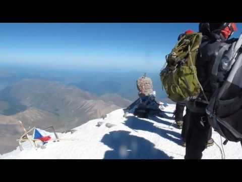Mt Elbrus 5 (Summit 1), Russia, 2012, TRAMP (Top Ranger And Mountain Pathfinder)