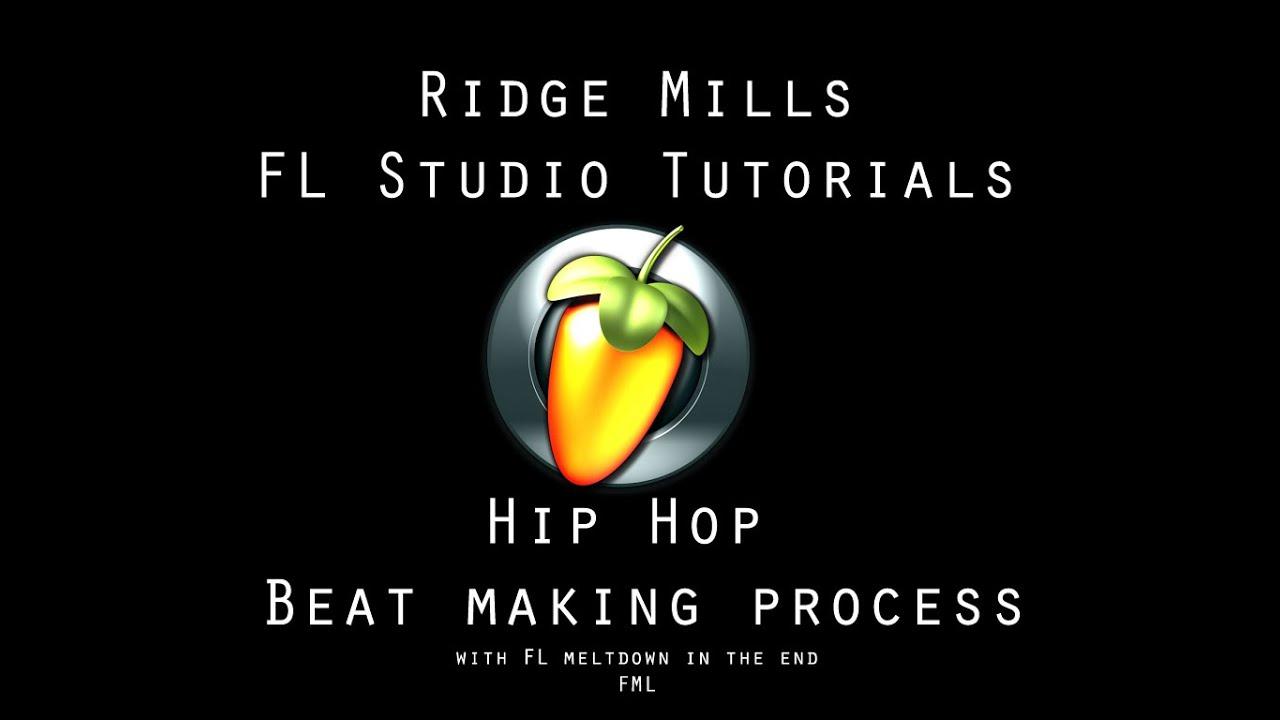 how to make hiphop beats using fl studio 12