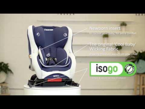 Maxi Cosi Moda Convertible Car Seat - Baby Mode Melbourne Australia