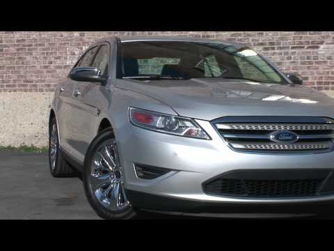 2010 Ford Taurus Limited - Drive Time review   TestDriveNow