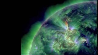 NASA SDO - M2.6 Solar Flare on January 19, 2012