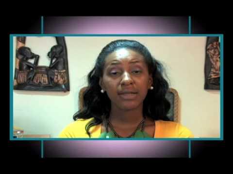 Tracey Weah - Miss Liberia Finalist 2010