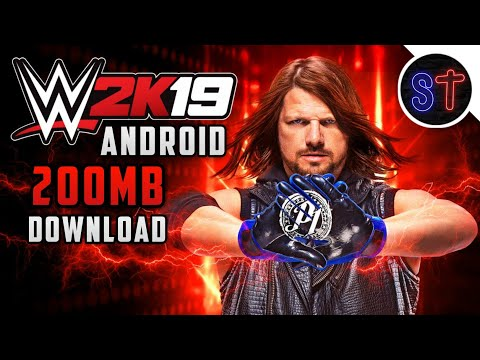 [200mb] How to Download WWE 2K19 for Android 100% Real-PSP Emulator-WWE 2K19 Game for android - 동영상
