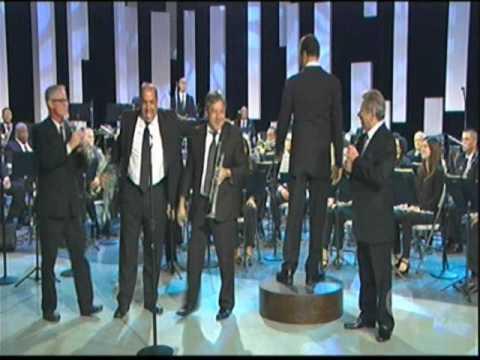 Jan Duclerc & la Trompeta con la Banda de Conciertos de Cucco Peña en el Show de Chucho Avellanet