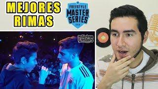 LAS MEJORES RIMAS DE ARGENTINA (FMS JORNADAS 1, 2 Y 3)