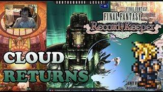 Video [FFRK] FFVII 2D Remake?! - Record Dungeons #1 download MP3, 3GP, MP4, WEBM, AVI, FLV Juni 2018