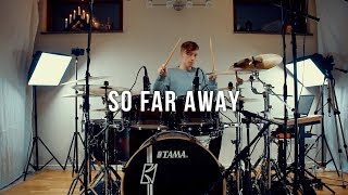 Martin Garrix & David Guetta - So Far Away (Drum Cover)